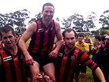 Simmo's 250th Game